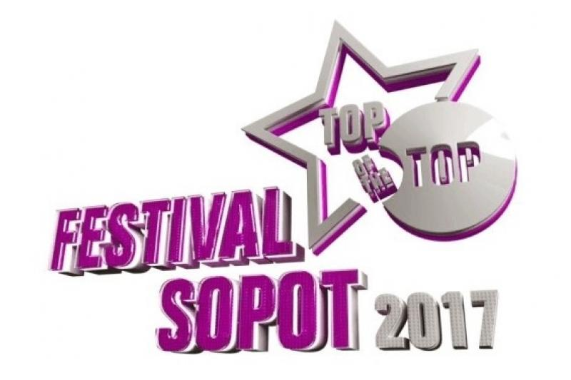 logotyp festiwalu Top of the Top Sopot 2017