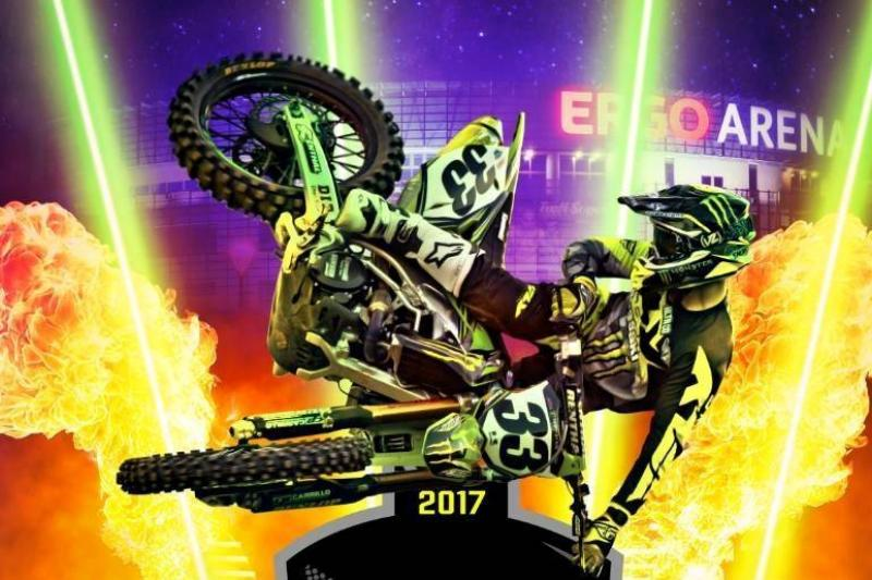 Plakat Supercross